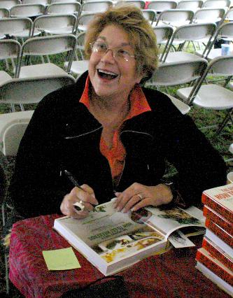 Meeting Lynne Rossetto Kasper from The Splendid Table