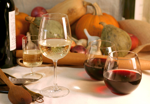 Thanksgiving Wine Parings