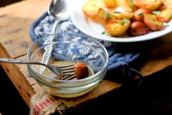 sauce bowl