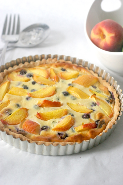 vertical-peach-ricotta-pie